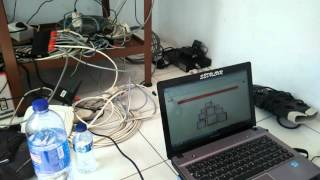Ruang Server Tower Belakang