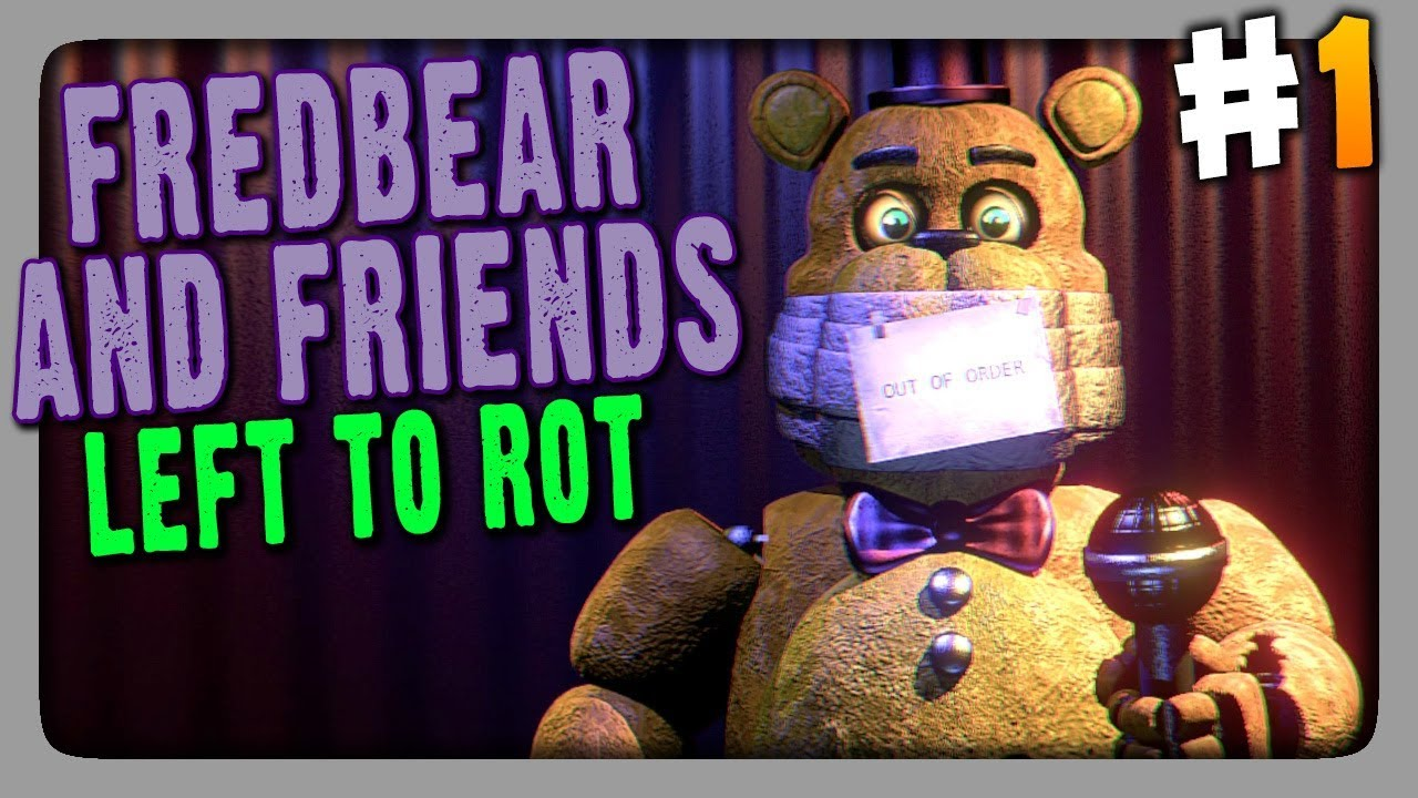 Fredbear and friends: left to rot - Скачать видео с YouTube