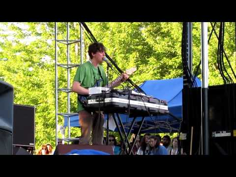 Panda Bear - Tomboy - Live at Pitchfork Music Fest 2010
