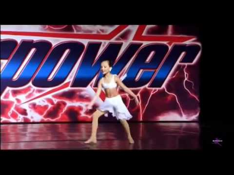 "Dance Moms - Maddie Ziegler Solo ""Angel"""