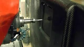 Fresas y brocas para mecanizado de fibra de carbono - Herramientas de corte para fibra de carbono