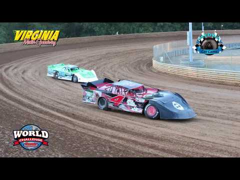 #4 Troy Favier - Day 1 - Crate Late Model - 9-15-17 Virginia Motor Speedway - In Car Camera