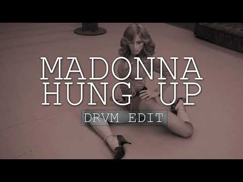 Madonna - Hung Up (DRVM Edit)