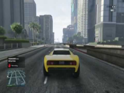 GTA 5 stunts- Big Baby dram. - Broccoli...