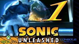 Sonic Unleashed (Xbox 360 / PS3) - 1 часть прохождения игры