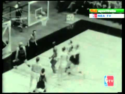 NBA Finals 1955: Fort Wayne Pistons vs Syracuse Nationals