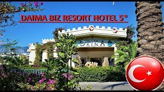 DAIMA BIZ RESORT HOTEL 2019 KIRIS KEMER ANTALYA TURKEY