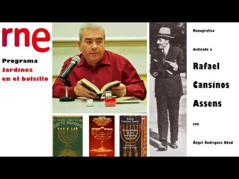 Rafael Cansinos Assens En El Programa