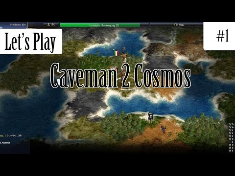 Let's Interview the Caveman 2 Cosmos Developers Part 1