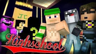 "Minecraft HIGH SCHOOL! - ""IT"