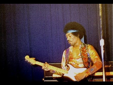 Jimi Hendrix- 'Superconcert '70' Deutschlandhalle, Berlin, Germany 9/4/70