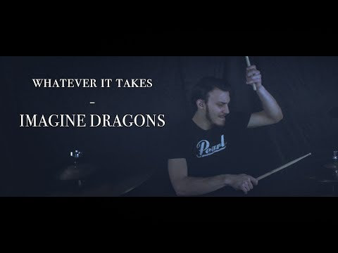 Imagine Dragon - Whatever It Takes - Drums Cover