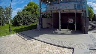 видео Как проехать в Царицыно