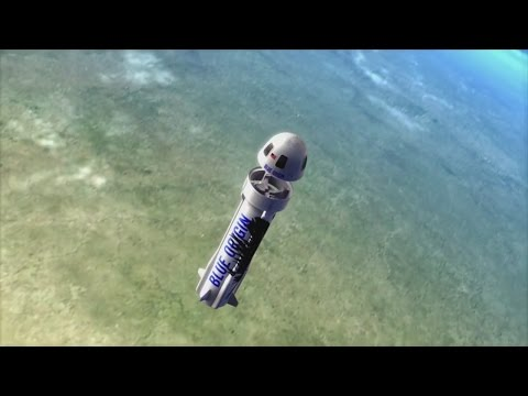 Spaceports battle for space tourists
