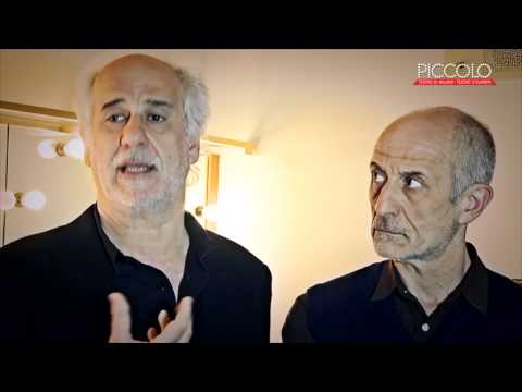 La parola canta | Intervista a Peppe e Toni Servillo