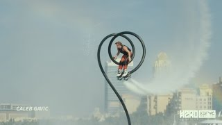 XDubai Flyboard World Cup Top Eight Pro Flyboarders