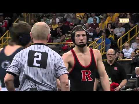 Big Ten Wrestling Championships Highlights