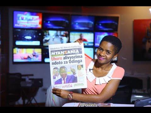 MAGAZETI: Mahakama yagoma kumtoa Manji, Makubaliano TEF, Makonda mjadala mpya