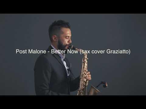 Better now - Post Malone (sax cover Graziatto)