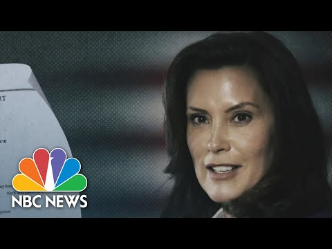New Details In The Plot To Kidnap Michigan Gov. Whitmer   NBC Nightly News