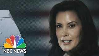 New Details In The Plot To Kidnap Michigan Gov. Whitmer | NBC Nightly News