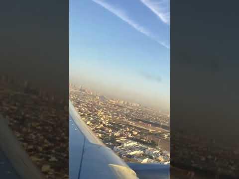 #1 vlog DXB-KHI flight report on emirates airline