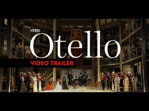 Verdi's OTELLO at Lyric Opera of Chicago