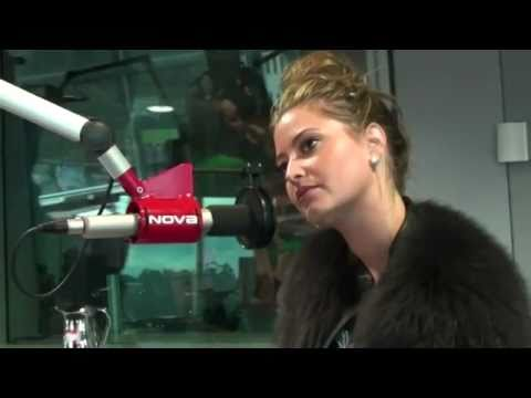 Holly Valance Interview  - Nova Fm Radio (13.07.2011)