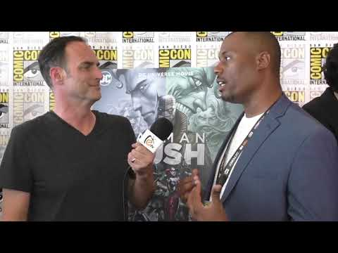 Comic Con 2019 Batman Hush Director Justin Copeland