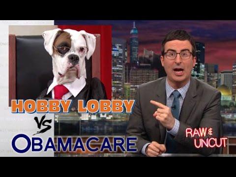 Hobby Lobby vs Obamacare Sebelius #RealAnimalsFakePaws