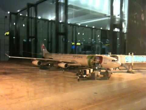 Tap - Maputo international airport