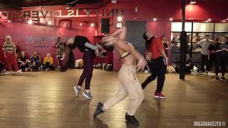JONAS BROTHERS - Sucker | Kyle Hanagami Choreography (MIRRORED)