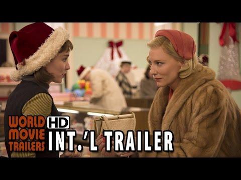CAROL ft. Cate Blanchett International Trailer (2015) HD
