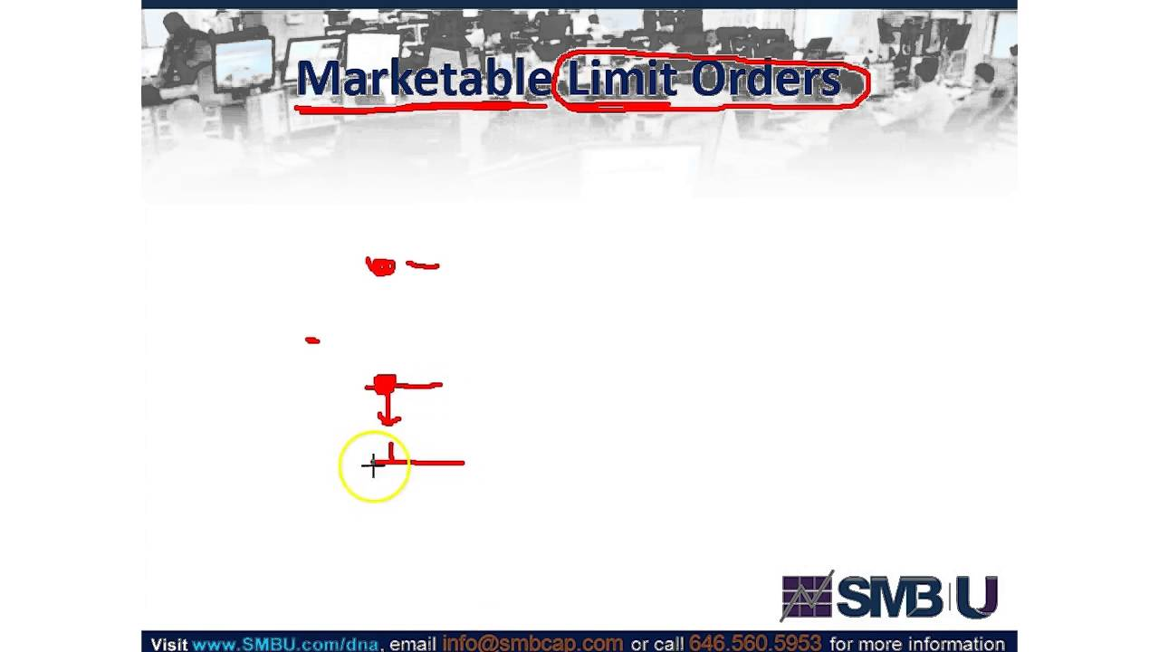 Reduce Slippage with Marketable Limit Orders