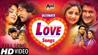 Ultimate Love Songs Of 2016 | Kannada Full HD Songs JukeBox | Kannada Love Songs