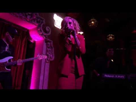Sizzy Rocket - Need Somebody LIVE HD (2016) LA Debut! Hollywood Bardot