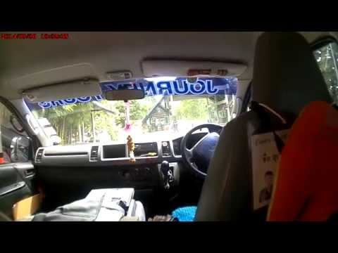 1 day trip chiang mai Doi Inthanon National Park Part # 1