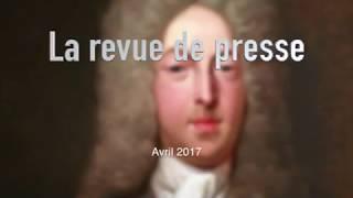 P. Jovanovic - P-Y. Rougeyron : Revue de presse spéciale présidentielles 2017