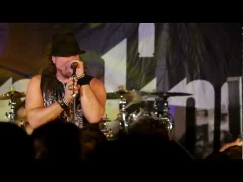 Adrenaline Mob - Hit The Wall, Live in New York 2013