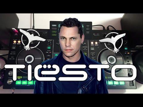 Tiesto Mix (Pioneer XDJ RX) - Live Mix