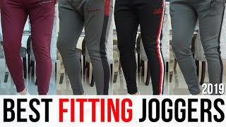 BEST FITTING JOGGERS FOR MEN 2019 (Alphalete, Gymking, The Couture Club & More)