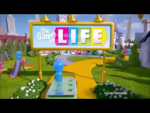 Hasbro Gaming Juego De La Vida Game Of Life Youtube