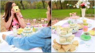 DIY Mother's Day: Tea Party, Gift Ideas + giveaway! Thumbnail