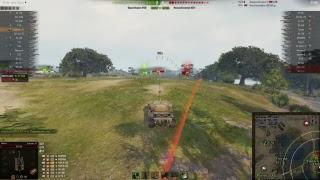 World of Tanks пробаем ап 3 отметки centurion mk.7/1
