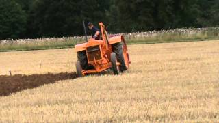 fordson standard ploughing