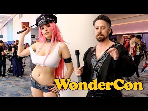 WonderCon Best Cosplay 2017 #ThatCosplayShow