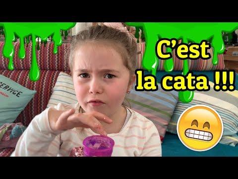 CRASH TEST - OMG SLIME RATÉ 😩 C'EST LA CATA !!