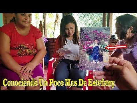 9- Conociendo Un Poco Mas De ESTEFANY - Un Día Para Conocer Más De Estefany Parte 9