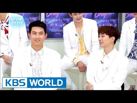 Interview with 2PM at their concert [Entertainment Weekly / 2017.06.19]