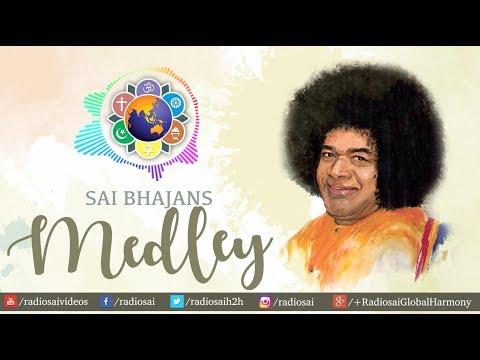Sai Bhajans Medley Jukebox   Best Satya Sai Baba Bhajans   Top 10 Bhajans   Prasanthi Mandir Bhajans